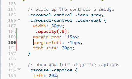 CSS saved markers
